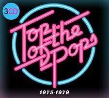 TOP OF THE POPS 1975-1979 3CD SET - VARIOUS ARTISTS (September 2nd 2016)