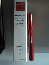 MASTERS COLORS YEUX COLOR'EYES FARD A PAUPIERES HAUTE TENUE HIGH WEAR SHADOW 20