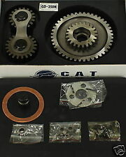 GEAR DRIVE NOISY SBC BBC CHEV HOLDEN FORD WINDSOR CLEVO CLEVELAND DRAG BLOWER
