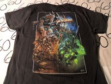 ExtraLarge XL-NWOT Womens Blizz Con 2009 Anaheim Convention Center Jinx T- Shirt