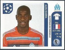 PANINI UEFA CHAMPIONS LEAGUE 2011-12- #372-MARSEILLE-ALOU DIARRA