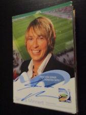 60642 Sandra Minnert DFB Frauen Fußball original signierte Autogrammkarte