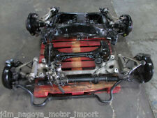 JDM Toyota Supra 2JZ GTE VVti Subframes assmbly, Rear Differential, Knuckles