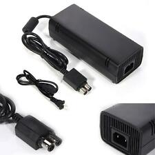 10X Slim Power Supply Brick AC Charger Adapter Cable Cord for Microsoft Xbox 360