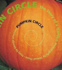 Kids fun paperback:Pumpkin Circle:The Story of a Garden-seed to pumpkin-science!