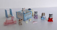 Sylvanian Families joblot/collection of spares/accessories Lot 4