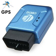 OBD-II Realtime Car Truck GPS Tracker Geo-fence Vehicle Tracking Device CRE