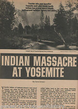 History of Yosemite National Park-Explorers Named+Bonneyville,Bunnell,Savage