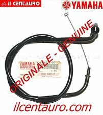 CAVO GAS 3JB-26312-00 YAMAHA XV 535 VIRAGO ORIGINALE - GENUINE THROTTLE CABLE