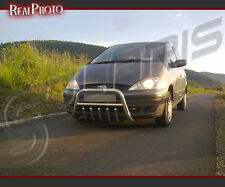 FORD GALAXY MK2 2000-2005,BULL BAR, NUDGE BAR, A BAR + GRATIS!!! STAINLESS STEEL