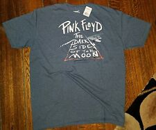 "PINK FLOYDS-DARK SIDE OF THE MOON-T SHIRT-XXL-NEW WITH TAGS-ROCK N"" ROLL !"
