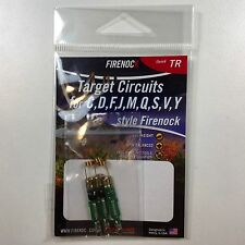 FIRENOCK Target circuit (TR) for C3/D3/F3/J3/Q3/S3/Y3 lighted nock