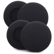 4 Replacement HeadPhone Pads 45mm Headset Earphone Foam Earpads Cup Cover