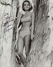 DYAN CANNON HAND SIGNED 8x10 PHOTO+COA         YOUNG+SEXY IN BIKINI    TO JOHN