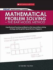 Scholastic PR1ME Professional Learning: Mathematical Problem Solving – The Bar
