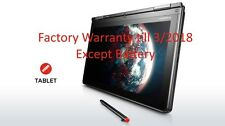 2015 2nd Gen Lenovo ThinkPad Yoga 12 i5-5300U 8G 256G 1920x1080 Touch Pen 3/2018