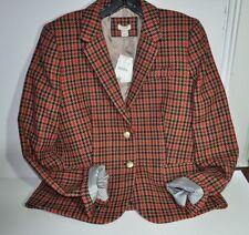 NWT $168 J CREW Wool Blazer Jacket Size 12