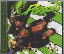 Poison - Power to the People (2000)  CD  NEW/SEALED  SPEEDYPOST
