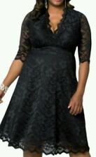 New black lace  Evening Dress Size 16-18-20 available