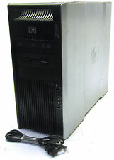 HP Z800 Workstation | 3.20GHz Xeon W5580 Quad Core | 24gb DDR3 | DVD-RW Drive
