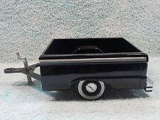 1/18 1965 FORD UTILITY TRAILER IN BLACK BY SUN STAR NO BOX.