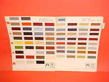 1981 FORD MUSTANG THUNDERBIRD RANCHERO LTD MERCURY COUGAR MARQUIS PAINT CHIPS 81