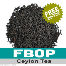 FBOP - Original Ceylon Black Tea Bags 450g 1lb Loose Leaf - Free Shipping