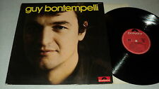 GUY BONTEMPELLI 33 TOURS FRANCE  '(AZNAVOUR)