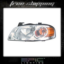 Fits Nissan Sentra Base And S Models 2004-06 Headlights Headlamps Left Side Only