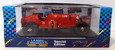 La MINI MINIERA SCALA 1/18 - m01 1933 ALFA ROMEO 2600 Monza Scuderia Ferrari