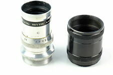 "VINTAGE DALLMEYER 6"" F5.6 DALLON TELE ANASTIGMAT LENS EXAKTA SCREW MOUNT"