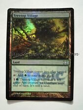 VILLAGGIO ARBORICOLO - TREETOP VILLAGE FOIL PROMO - MTG MAGIC