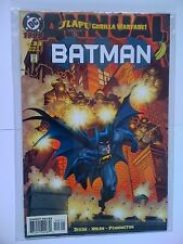 DC COMICS BATMAN ANNUAL JLAPE GORILLA WARFARE