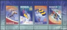 UNGHERIA 2003 Sport Estremi/BMX Ciclismo/paracadutismo/Canoa/BIKE 4v M/S (s3799)