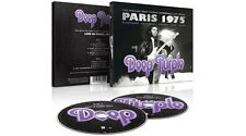DEEP PURPLE PARIS 1975 DOPPIO CD DIGIPACK NUOVO SIGILLATO !!