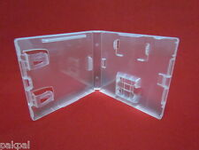 50 New Original Nintendo DS Game Case with Game Boy Advance,Glossy Clear, GW02SC