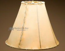 "Rawhide Lamp Shades for Western Lamps (14"" bell)"