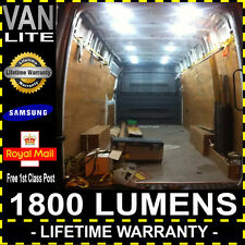 Vw Crafter 06-on Super Brillante van interior Carga Luz Led Kit
