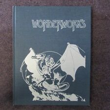 WONDERWORKS HB BOOK BY MICHAEL WHELAN SIGNED & EDITED BY KELLY & POLLY FREAS L