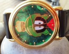 Armitron Warner Bros  Marvin The Martian 2200/77 Quartz 1994 Watch New Battery