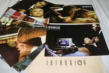 INTRUSION  ! johnny depp c theron jeu 8 photos cinema lobby cards fantastique