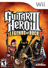 Guitar Hero III: Legends of Rock (Nintendo Wii, 2008)