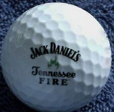 3 Dozen Titleist Pro V1 Mint  (Jack Daniels Tennessee Fire LOGO) Golf Balls