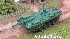 Eaglemoss 1:72 Bofors AB Stridsvagn 103B Tank Swedish Army EM-CV010