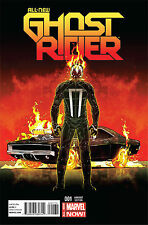 All New Ghost Rider # 1 Variant Cover 1:25  Robbie Reyers * NM  TV Show