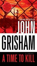 BUY 2 GET 1 FREE A Time to Kill by John Grisham (2009, Paperback)