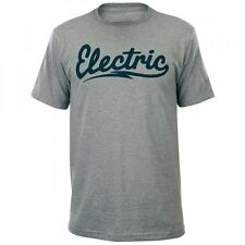 Electric Curse Short Sleeve Tee T-Shirt (M) Heather Grey