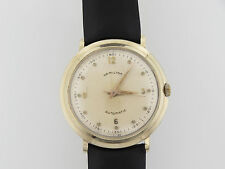 Vintage Hamilton 661 17j Automatic Watch Running