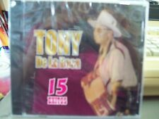 TONY DE LA ROSA 15 EXITOS;Album, Roy, Spanish