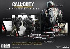 Call Of Duty: Advanced Warfare Atlas Limited Edition (Playstation 4 PS4) NEW